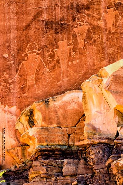 "Petroglyphs - Capital Reef NP- near Torrey, UT<br /> See More of Arizona & Utah - ""The Southwestern Sun' here: <a href=""http://smu.gs/RfQCCf"">http://smu.gs/RfQCCf</a>"