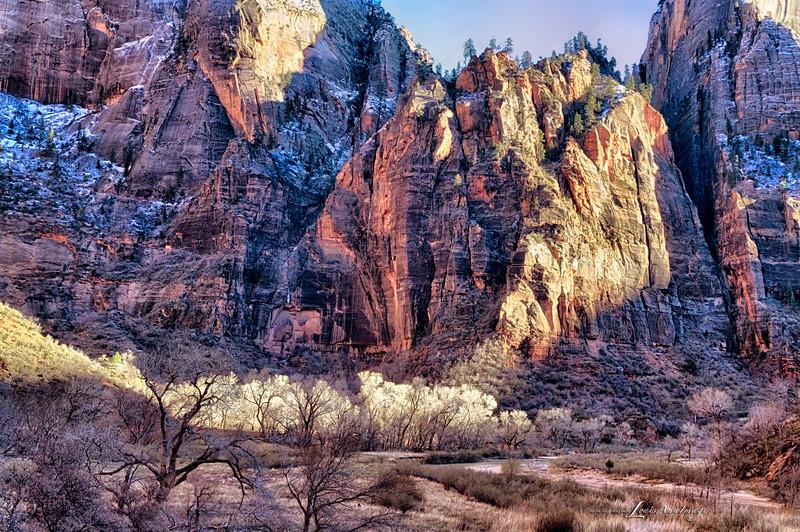 The Temple - Zion National Park, Utah