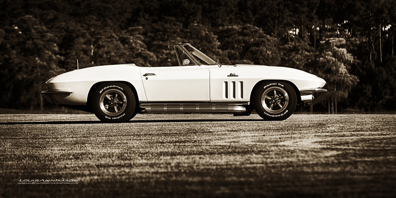 '65 Corvette Sting Ray Big Block Roadster