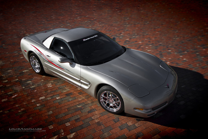 1999 Corvette Fixed Roof Coupe