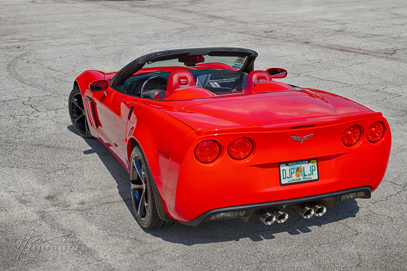 2013 60th Anniversary Edition Corvette Grand Sport Roadster