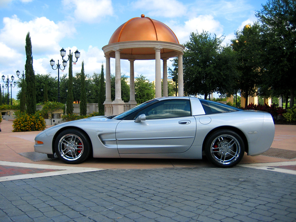 '99 Sebring Silver Six-Speed Coupe at Cranes Roost - Altamonte Springs, FL