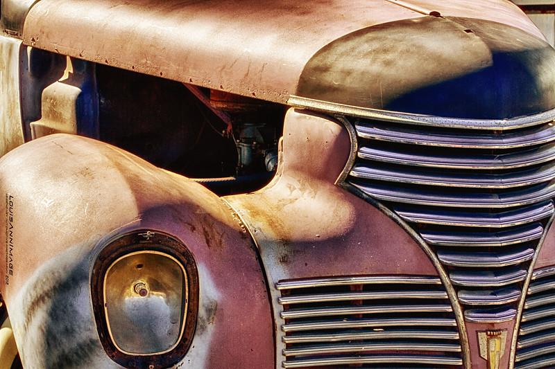 '39 Desoto...