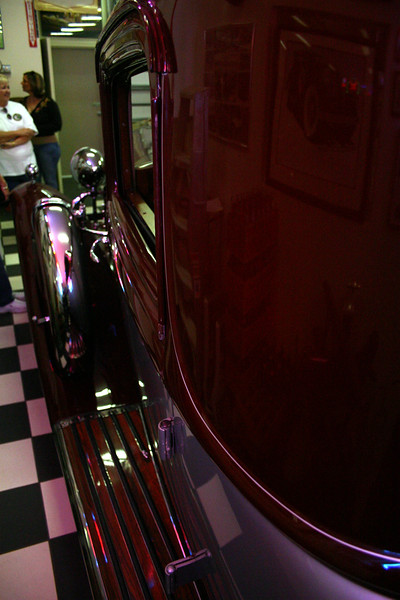 The Classic Automobile - Art in Steel, Chrome and Glass.