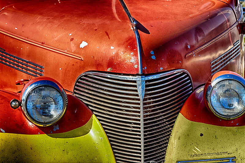 '39 Chevrolet...