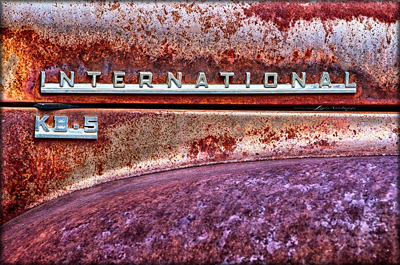 Rust -The International Color...