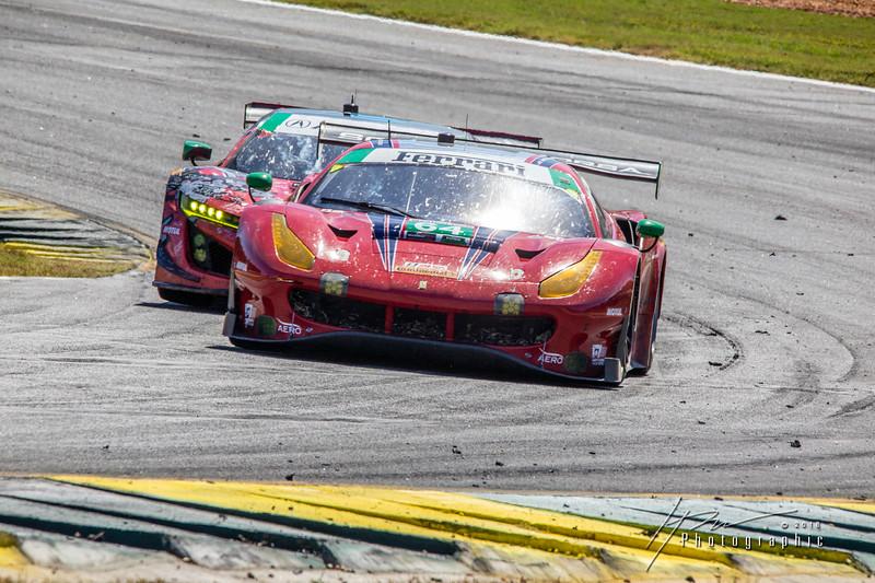 2018 Petit Le Mans, Road Atlanta, Braselton, Georgia