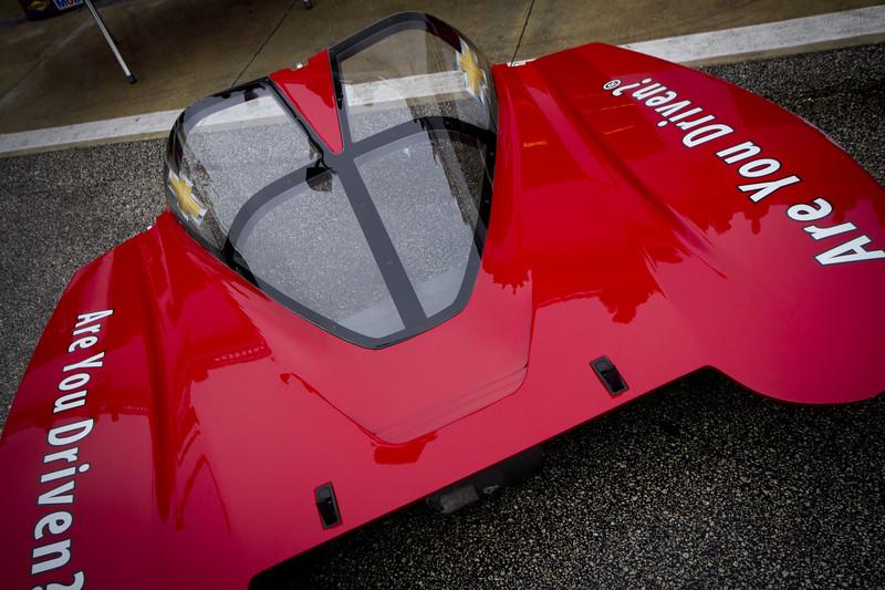 The Rolex Series Opener Week - Captured on Friday Jan 27.  #99 Gainsco Garage. Rain Day. Daytona International Speedway -