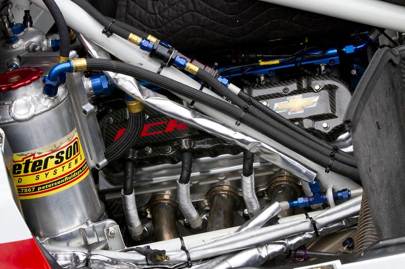 The Rolex Series Opener Week - Captured on Friday Jan 27. Action Express Garage.