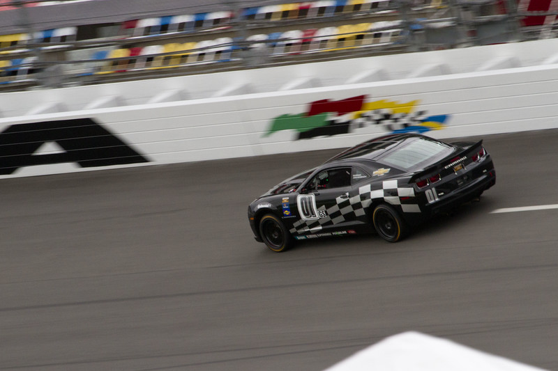 The Rolex Series Opener Week - Captured on Friday Jan 27, this is Corvette Parade Lap, Rolex Garage and Practice Shots & The Continental Tire 200 Grand Am.  Rain Day. Daytona International Speedway -