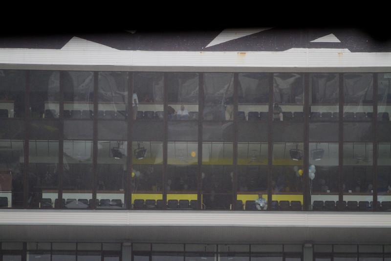 The Rolex Series Opener Week - Captured on Friday Jan 27.  Rain Day. Daytona International Speedway -