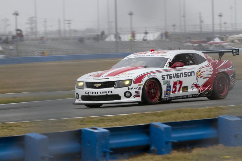 The Rolex Series Opener Week - Captured on Friday Jan 27. Rolex GT Practice - Daytona International Speedway -
