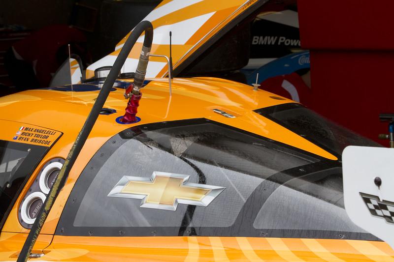 The Rolex Series Opener Week - Captured on Friday Jan 27. #10 Suntrust Corvette Garage.