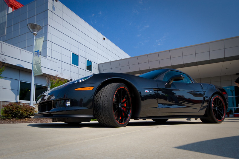 2012 Centennial Z06.. Carbon Flash Metallic..