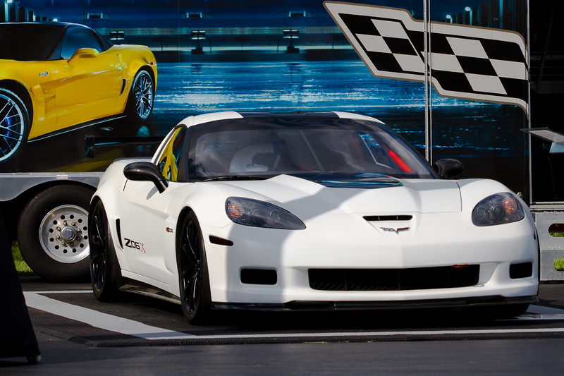 The Factory Z06X - Plant Produced, Pratt & Miller Prepared...