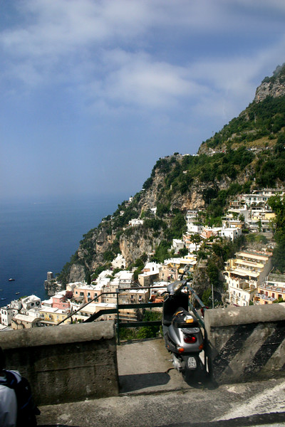 The Amalfi Coast and Amalfi, Italy