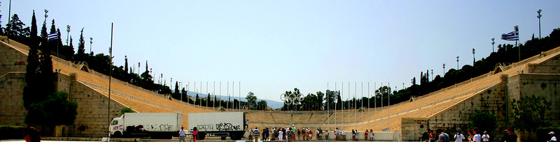 Athens - Olympic Stadium.