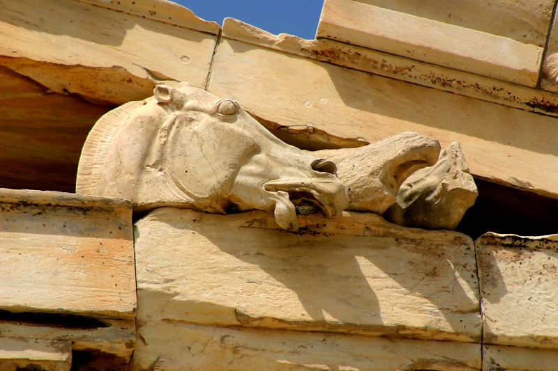 Frieze, Gable - Parthenon