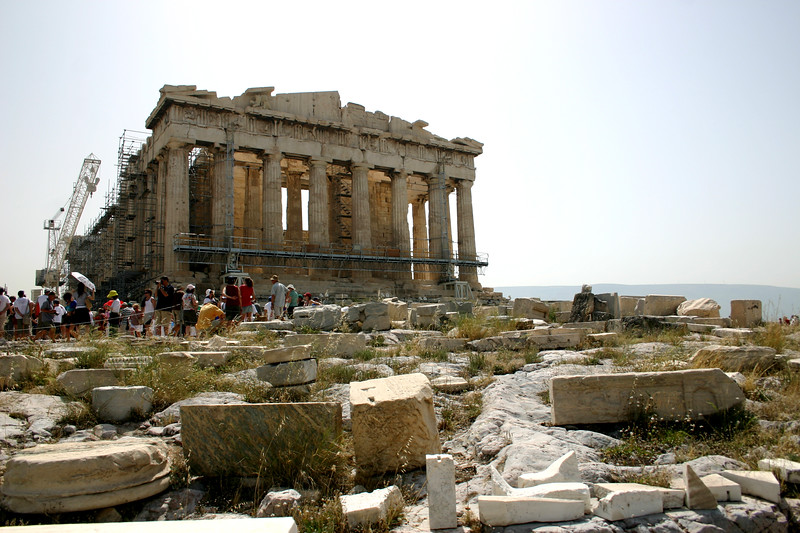 Acropolis - The Parthenon