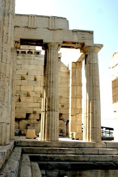 Acropolis - Entry
