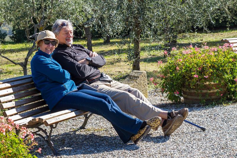 Chianti - Tuscany in Autumn Color