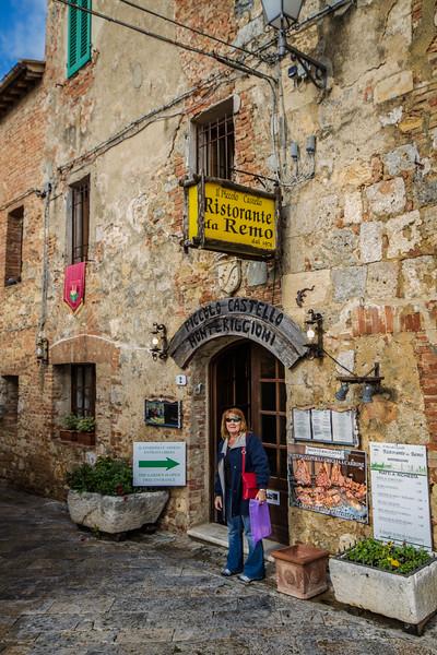 Monteriggioni, Chianti, Italy