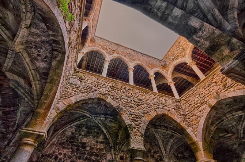 Ile Saint Honorat - Monastery and Vineyards