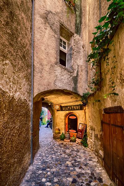 Saint-Paul-de-Vence, Nice, France