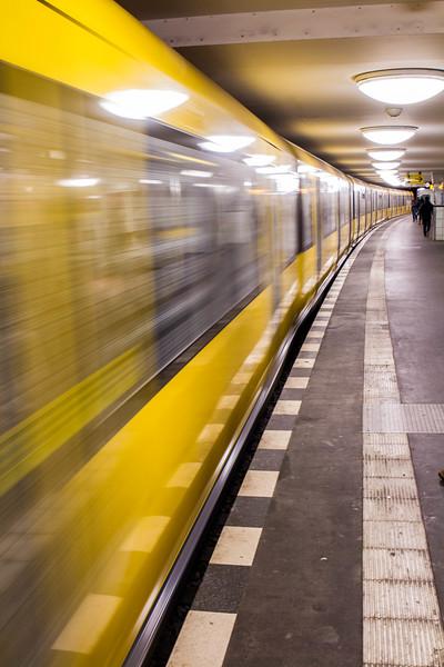 U-Bahn - Berlin