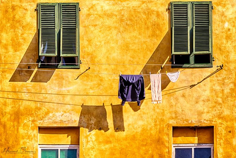 Shirts, shorts and shadows...