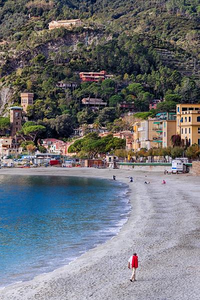 Beach ~ Monterosso, Cinque Terre, Liguria, Italia