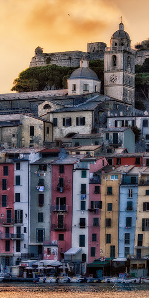 Portovenere, La Spezia, Italia