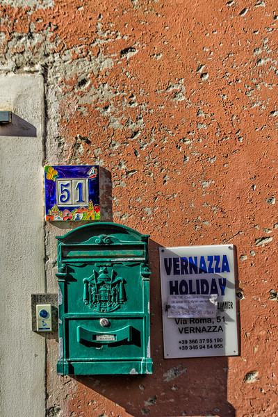 Vernazza Holiday - Cinque Terre, Liguria, Italia