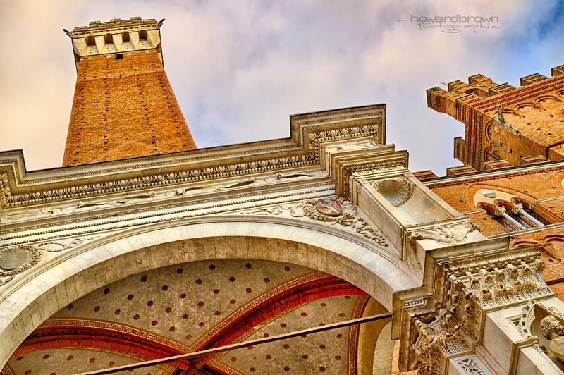 Torre del Mangia...