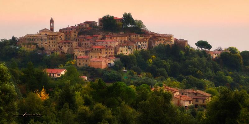 Casale di Pari - South of Siena, Italy