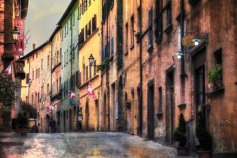 Volterra, Toscana, Italia