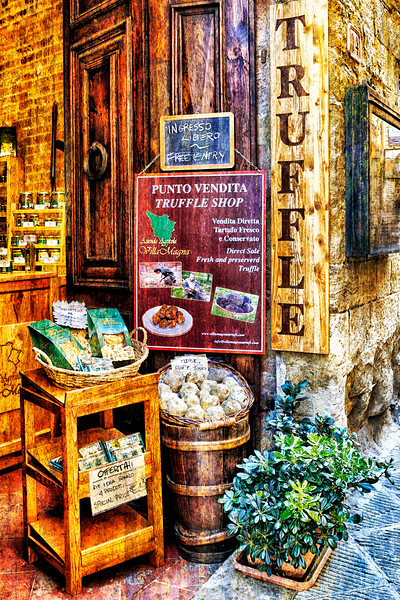 Truffle Shop...