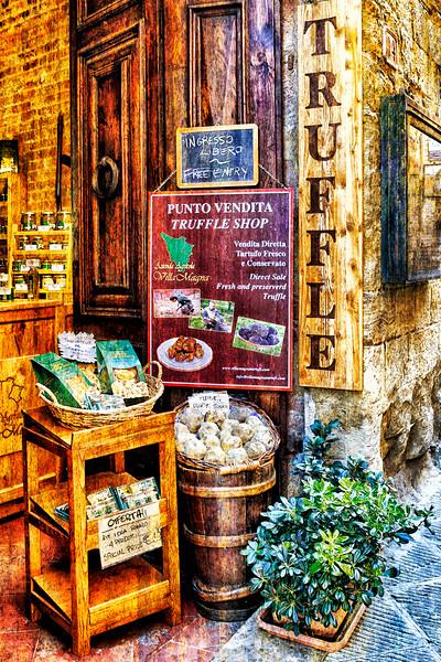 Truffle Shop...