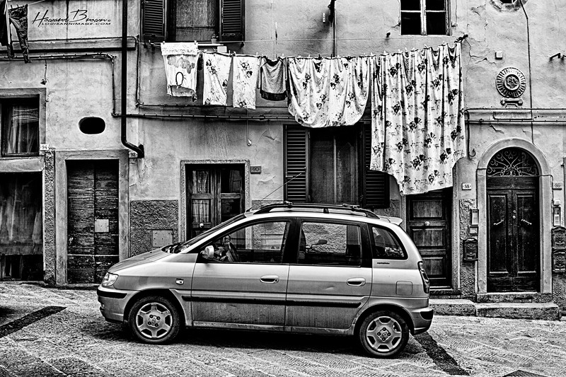 Little Cars and Laundry...