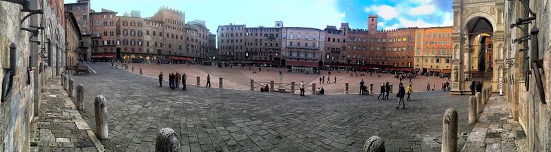 Piazza il Campo - Wide
