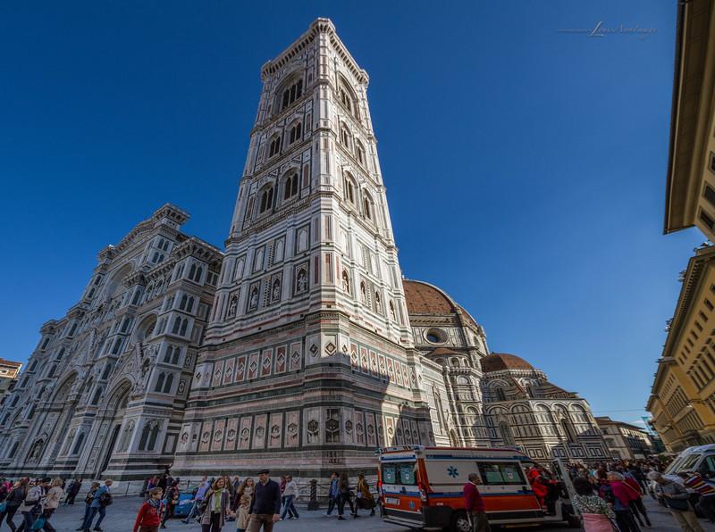The Duomo - Santa Maria del Fiore Cathedral, Firenze