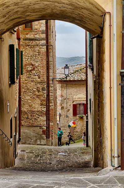 Gelato in Radda ~ Radda in Chianti, Toscana, Italia