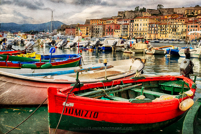 Portoferraio - Isola d'Elba, Tuscany, Italia