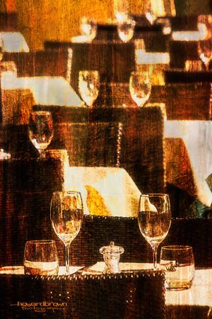 Tables Set..