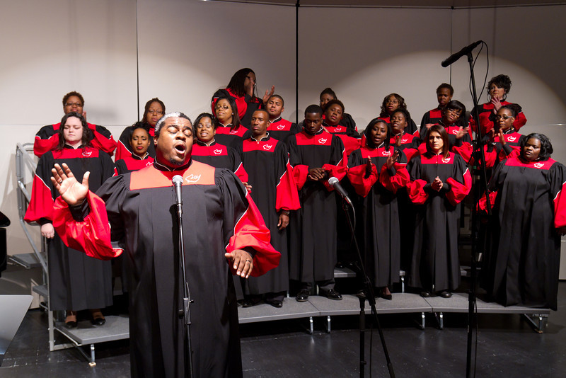 IUSB Gospel Choir