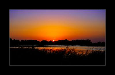 Acadiana Sunset