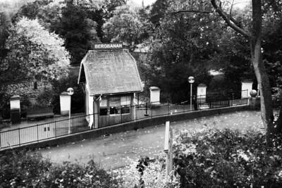 Funicular Station / Станция фуникулера