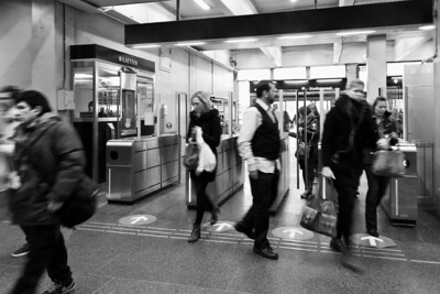 Subway / Метро