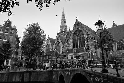 De Oude Kerk / Amsterdam / The Netherlands