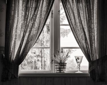 Window in Dalarna